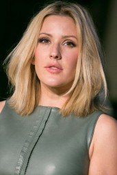 Ellie Goulding – Burberry's London in Los Angeles Party in Los Angeles, April 2015