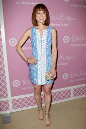 Ellie Kemper – Lilly Pulitzer For Target Launch Event in New York City, April 2015
