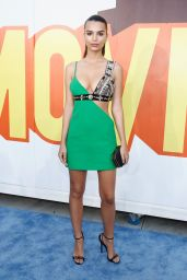 Emily Ratajkowski – 2015 MTV Movie Awards in Los Angeles