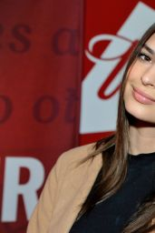 Emily Ratajkowski at a Budweiser Event in Los Angeles, April 2015
