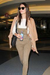 Emily Ratajkowski at LAX Airport, April 2015