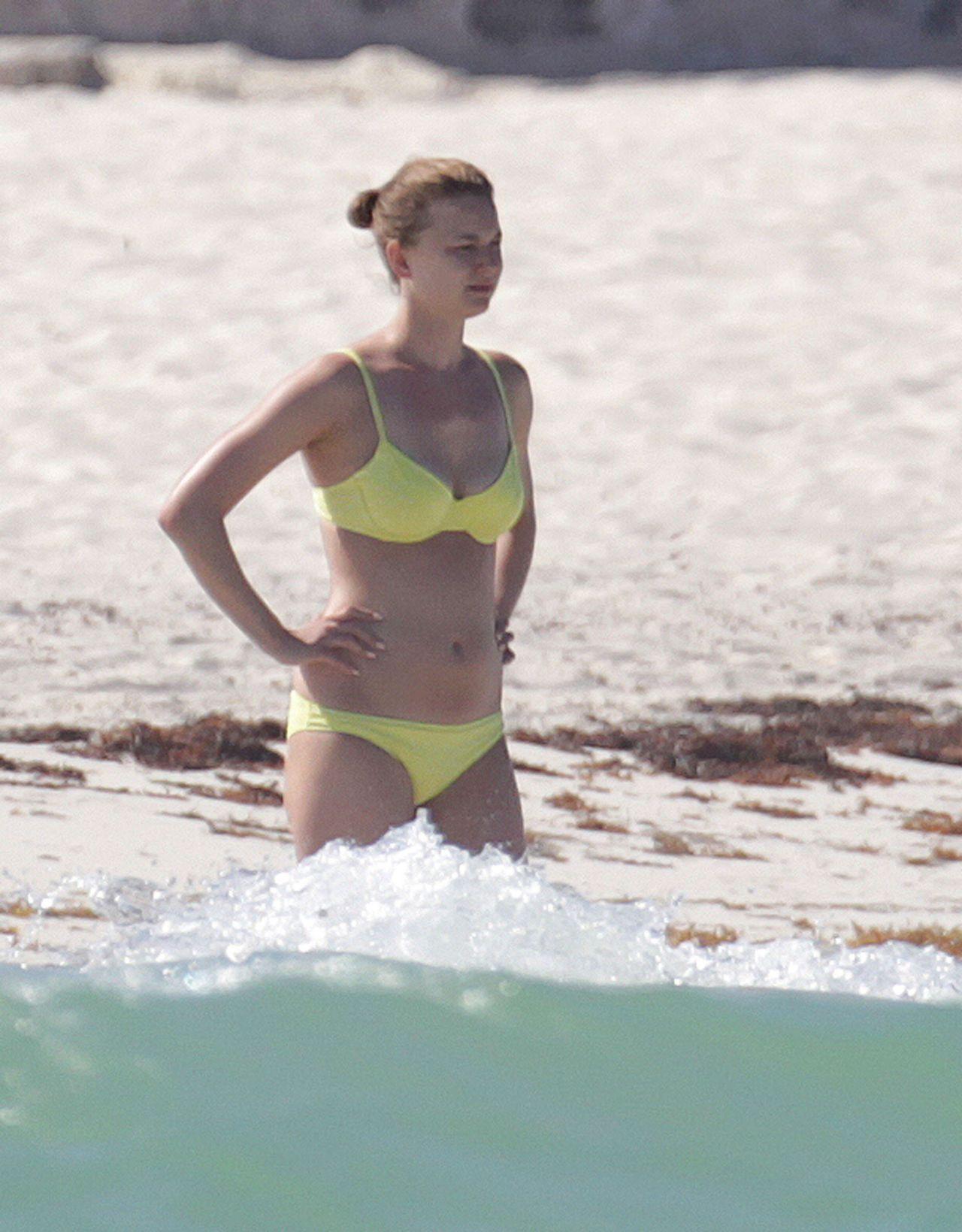Emily van Camp Bikini