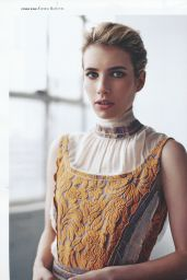 Emma Roberts - Heroine Magazine Issue 2