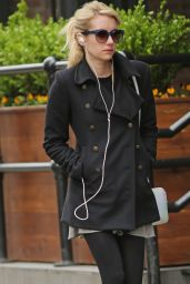 Emma Roberts - Out in New York City, April 2015