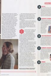 Emma Watson – Total Film Magazine May 2015 Issue