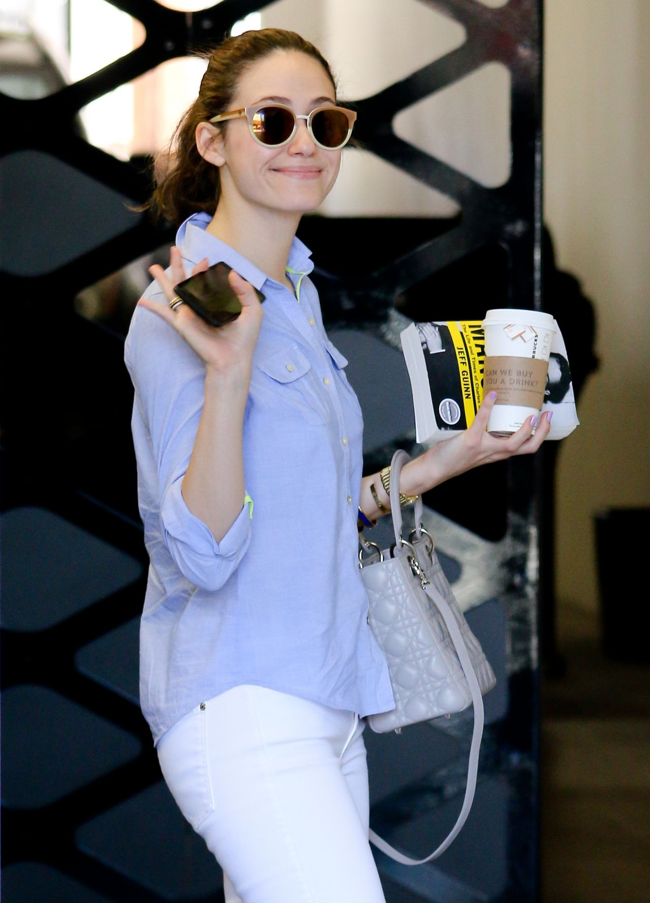 Emmy Rossum - Going to a Doctor