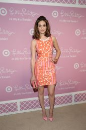 Emmy Rossum - Lilly Pulitzer For Target Launch Event in New York City, April 2015