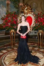 Emmy Rossum - Save Venice Un Ballo In Maschera Event in New York City