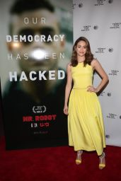 Emmy Rossum - Tribeca Talks: Mr. Robot in New York