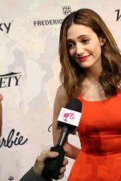 Emmy Rossum - Variety