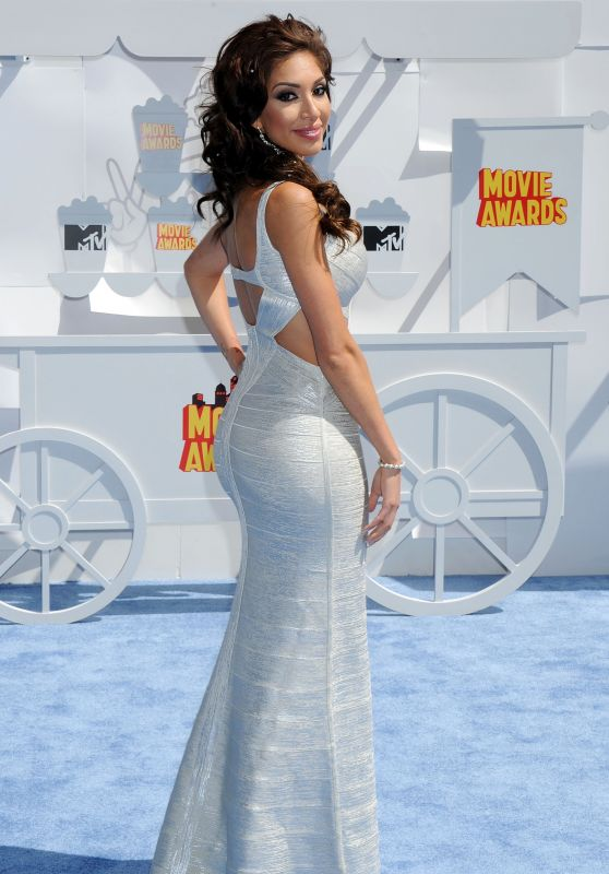 Farrah Abraham – 2015 MTV Movie Awards in Los Angeles
