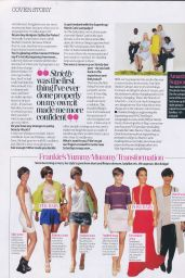 Frankie Sandford - Look Magazine April 13th 2015 Issue