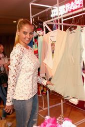 Genevieve Morton - JustFab Launch of Ready-To-Wear in West Hollywood