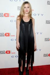 Georgia May Jagger – 2015 Delete Blood Cancer Gala in New York City