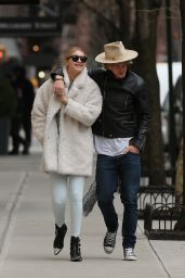 Gigi Hadid and Cody Simpson - Out in New York City, April 2015