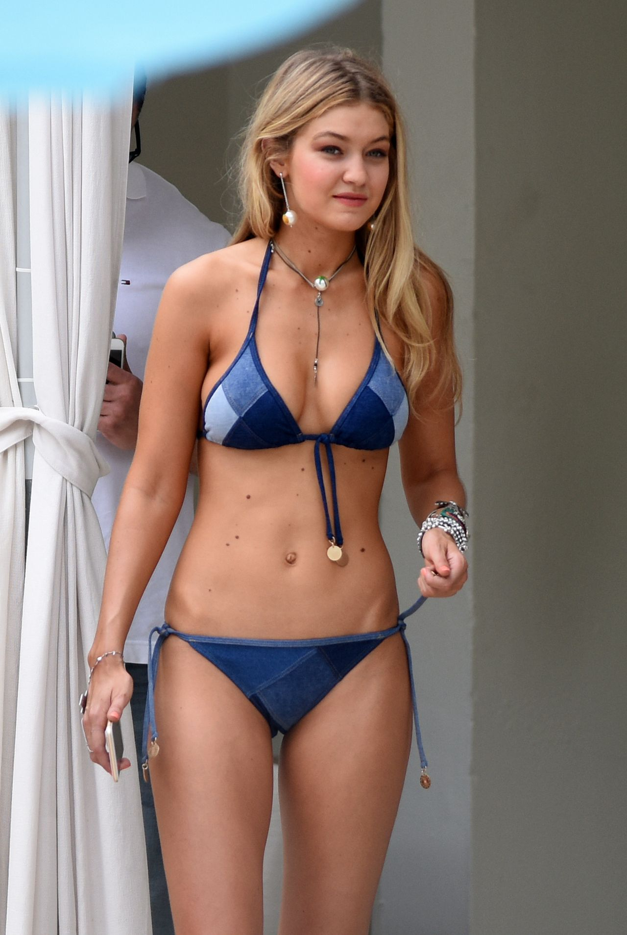 Gigi Hadid Bikini Amp Swimsuit Photoshoot In Miami April 2015