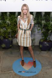 Gigi Hadid – H&M Loves Coachella Party in Palm Springs, April 2015