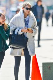 Gigi Hadid - Out in New York City, April 2015