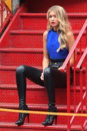 Gigi Hadid Photoshoot, NYC April 2015