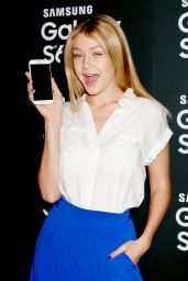 Gigi Hadid - Samsung Galaxy S6 and S6 Edge Launch in New York City