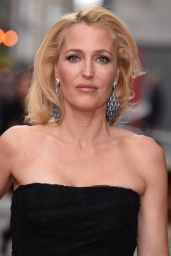 Gillian Anderson - The Olivier Awards 2015 in London