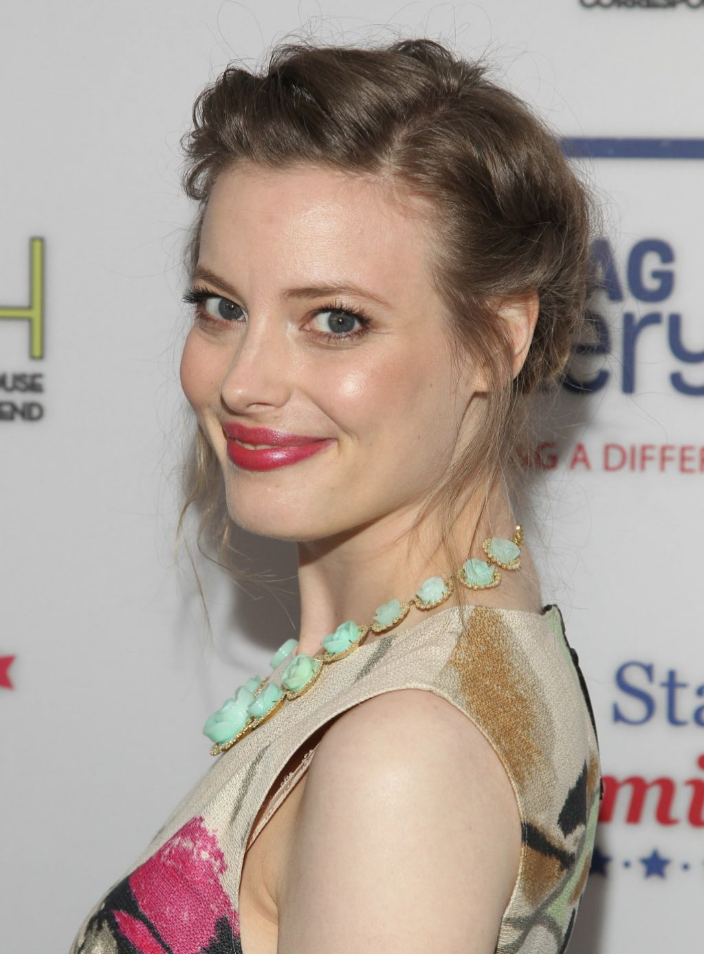 Gillian Jacobs 2015 Annual Garden Brunch In Washington Dc