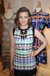 Gillian Jacobs - Novis Fall Winter 2015 Collection in West Hollywood