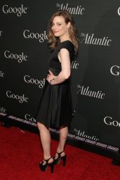 Gillian Jacobs - White House Correspondents Party in Washington DC, April 2015