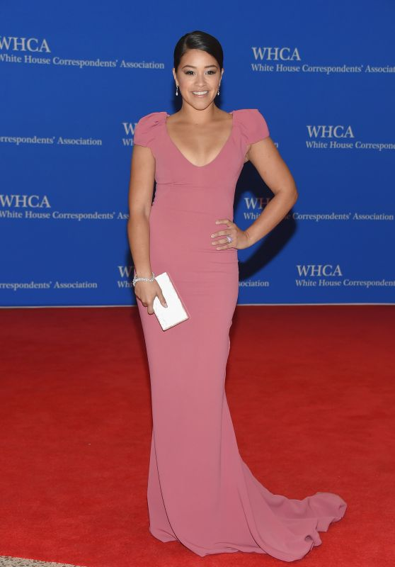 Gina Rodriguez – 2015 White House Correspondents Dinner in Washington, DC
