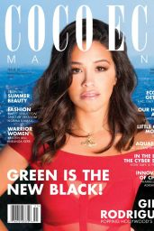 Gina Rodriguez - Coco Eco Magazine Spring Summer 2015 Issue