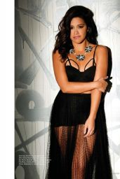 Gina Rodriguez - Coco Eco Magazine Spring Summer 2015 Issue