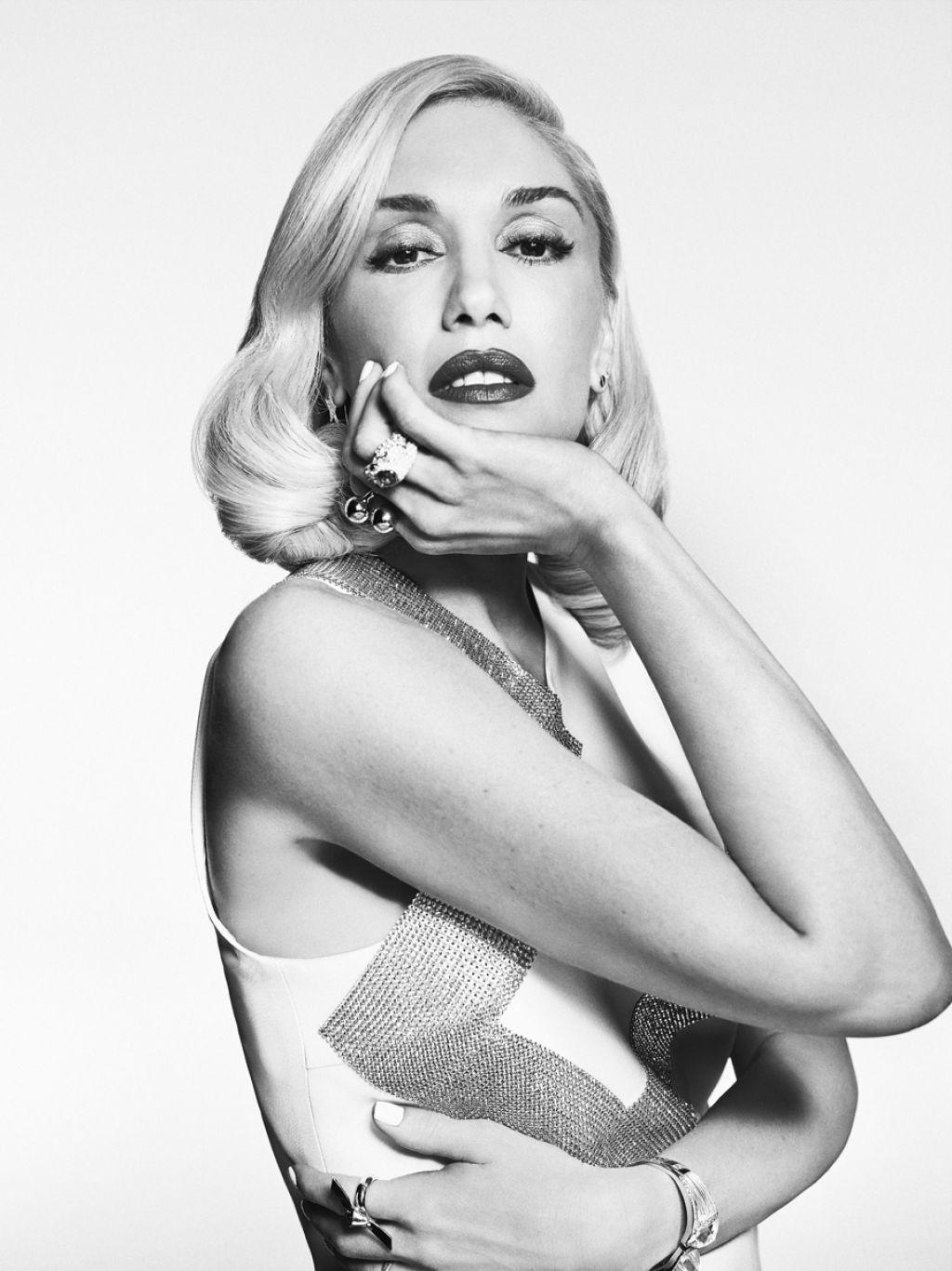 Gwen Stefani - Fashion Magazine Photoshoot - March 2015