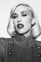 Gwen Stefani - Fashion Magazine Photoshoot - March 2015