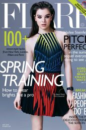Hailee Steinfeld - Flare Magazine May 2015 Issue