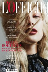 Hailey Baldwin - L'Officiel Netherlands April/May 2015 Covers