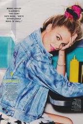 Hailey Clauson - Cosmopolitan Magazine (USA) April 2015 Issue