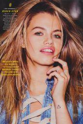 Hailey Clauson - Cosmopolitan Magazine (USA) April 2015 Issue