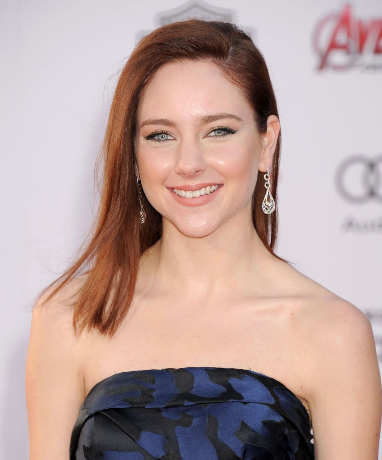 Haley Ramm – Avengers: Age Of Ultron Premiere in Hollywood