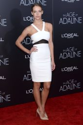 Hanah Ferguson – The Age Of Adaline Premiere in New York City