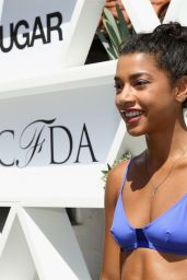 Hannah Bronfman – POPSUGAR + SHOPSTYLE'S Cabana Club Pool Parties in Palm Springs