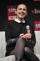 Hayley Atwell - C2E2 Chicago Comic and Entertainment Expo in Chicago