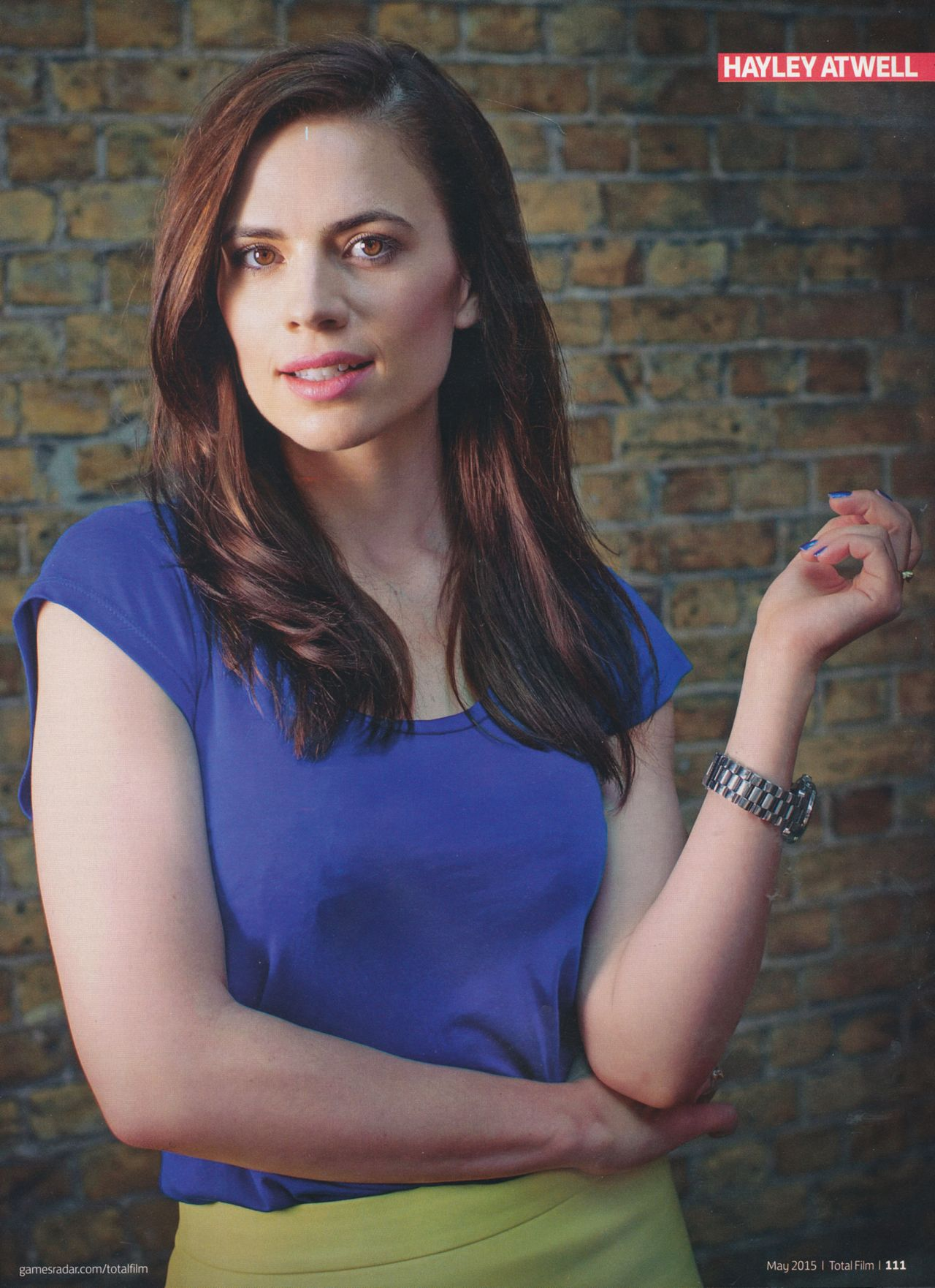 Hayley Atwell – Tota...