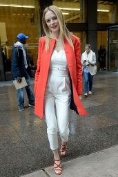 Heather Graham Style - Out in New York City, April 2015