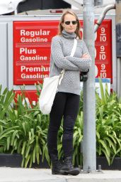 Helen Hunt - Out in Brentwood, April 2015