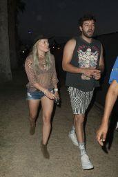 Hilary Duff – 2015 Coachella Music Festival, Day 3, Empire Polo Grounds, Indio