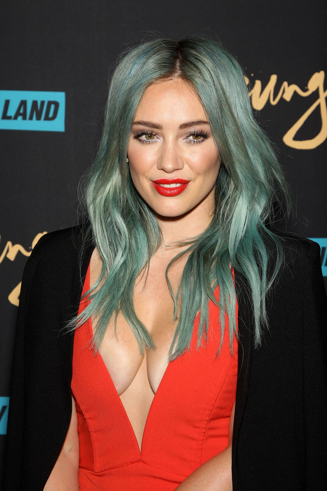 Hilary Duff – TV Land's 'Younger' Premiere in New York City