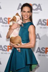 Hilary Swank - 2015 ASPCA