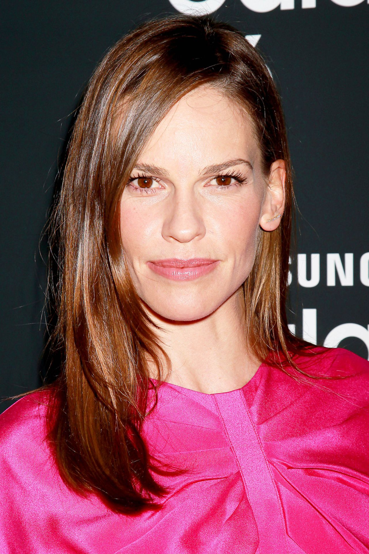 Hilary Swank - Samsung Galaxy S6 and S6 edge Launch in New ... Hilary Swank