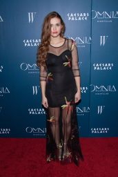 Holland Roden - Omnia Nightclub Grand Opening Weekend in Las vegas