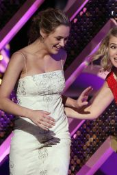 Hunter Haley King - 2015 Daytime Emmy Awards in Burbank